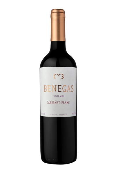 Benegas Estate Cabernet Franc Estate 2015